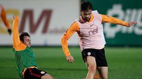 Galatasaray'da Atiker Konya mesaisi