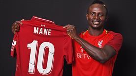 Liverpool Mane ile uzattı!