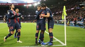 Neymar, Mbappe yoksa Cavani var! (ÖZET)