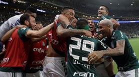 Palmeiras şampiyon oldu, Melo gözyaşlarını tutamadı