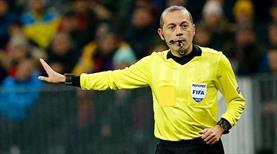 Tottenham - Inter maçı Çakır'ın