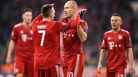 Bayern ligin acısını Benfica'dan çıkardı! (ÖZET)