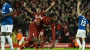 Liverpool'a derbide son saniye piyangosu