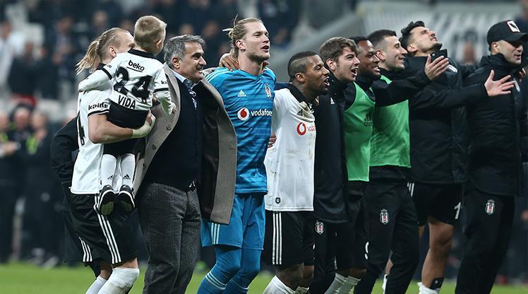 Beşiktaş'ta 'Güneş'li günler