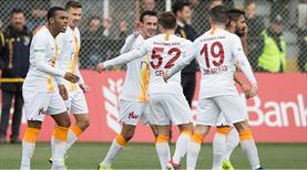 Galatasaray'a kupa morali!