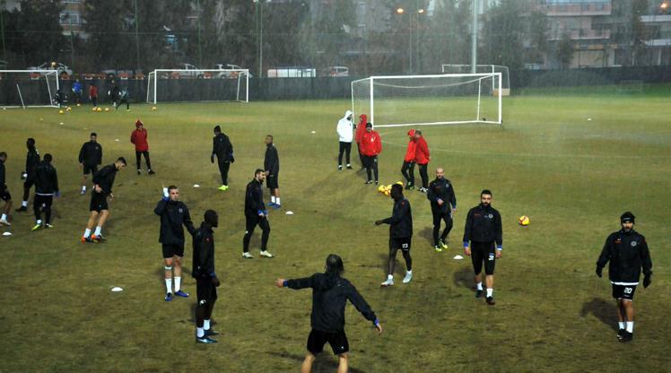 Alanyaspor Beşiktaş'a hazır
