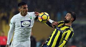 Akhisarspor'un konuğu Fenerbahçe