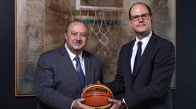 FIBA'ya Yunan genel sekreter