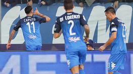 6 puanlık maç Empoli'nin (ÖZET)