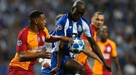 Galatasaray'ın konuğu Porto