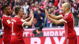 Bayern'de yaprak dökümü devam ediyor