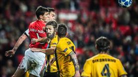 Benfica Grimaldo ile kazandı (ÖZET)