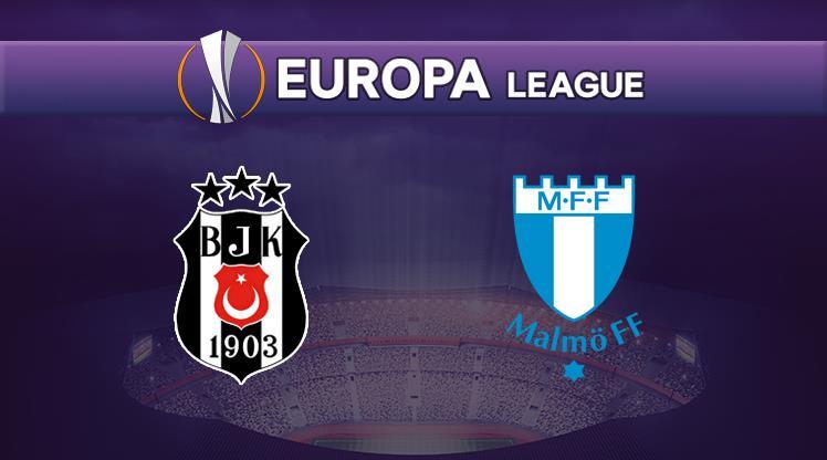 Beşiktaş - Malmö (CANLI)