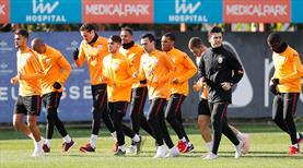 Galatasaray'da Başakşehir mesaisi