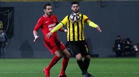 İstanbulspor 1-1 gidiyor (ÖZET)