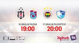Spor Toto Süper Lig'de 16. hafta heyecanını kaçırma!