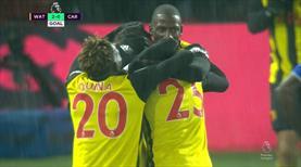 Watford müthiş gollerle güldü (ÖZET)