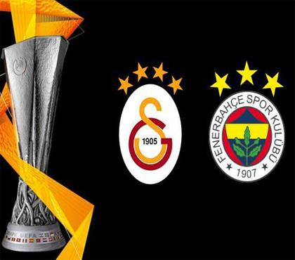 İşte Fenerbahçe ve Galatasaray'ın rakipleri!