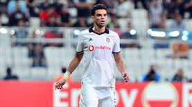 Pepe'den Beşiktaş'a veda mesajı!