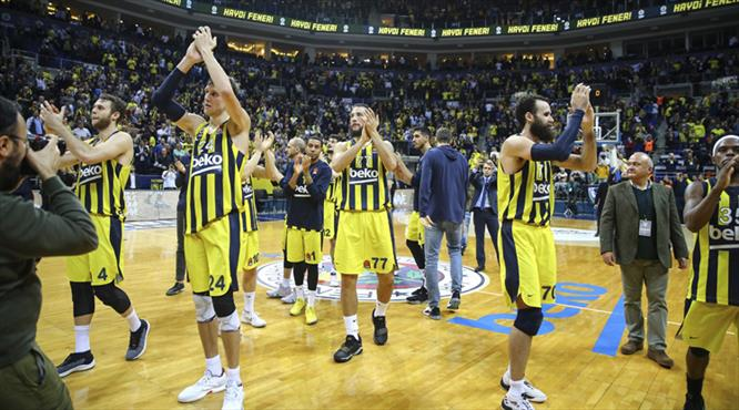 Müthiş geri dönüş! Fenerbahçe Beko, CSKA'nın aklını aldı! (ÖZET)