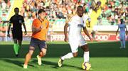 Aytemiz Alanyaspor - Medipol Başakşehir: 1-1 (ÖZET)