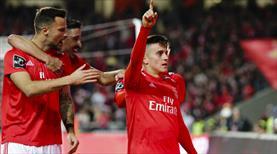 Benfica farklı kazandı