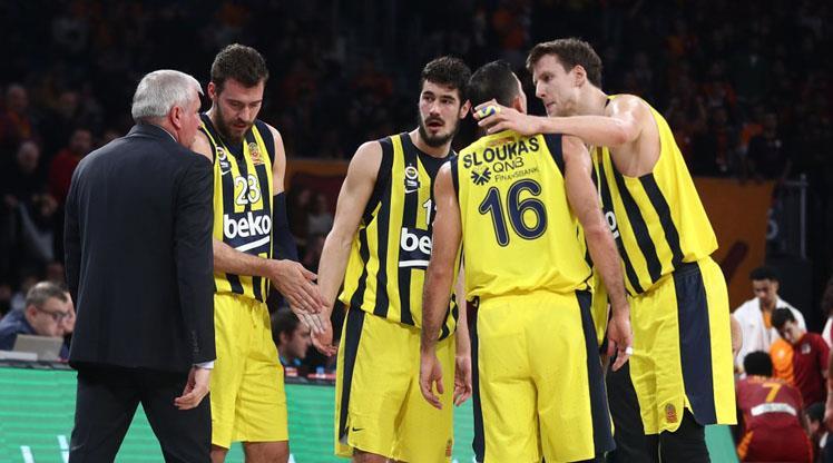 Dev maç öncesi Fenerbahçe Beko'da şok gelişme!
