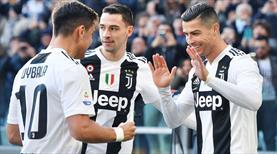 Juventus'u Ronaldo-VAR kurtardı (ÖZET)