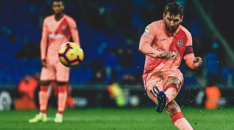 LaLiga'da ilk yarıda atılan 10 müthiş gol!