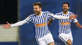 Real Sociedad Emreli Deportivo'ya patladı (ÖZET)