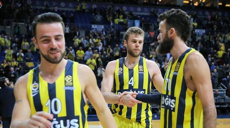 Fenerbahçe Doğuş'un konuğu Bamberg