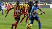 Evkur Yeni Malatyaspor - Kasımpaşa: 1-1 (ÖZET)