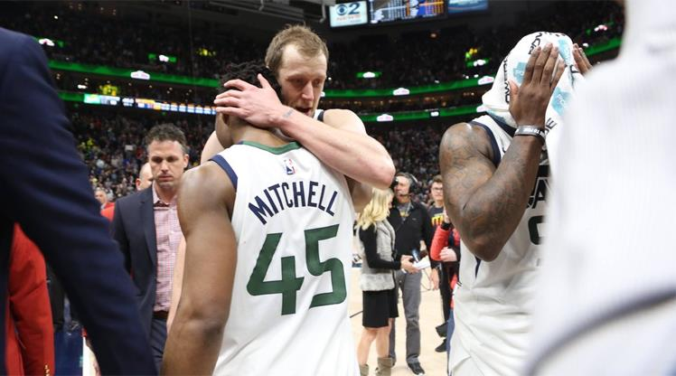 Utah Jazz hız kesmiyor! Son kurban Spurs...