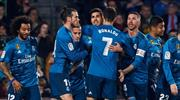 Gol yağmurunda gülen Real Madrid (ÖZET)
