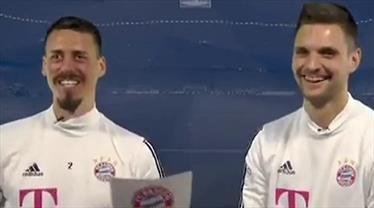 Bayern Münih'in Türkçe sınavı...