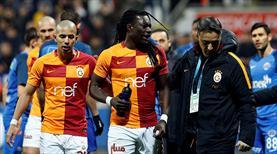 Galatasaray'dan Gomis ve Fernando açıklaması
