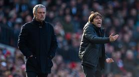 Dev kapışmada zafer Mourinho'nun (ÖZET)