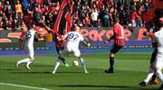 Eskişehir'de 4 gol var, kazanan yok (ÖZET)