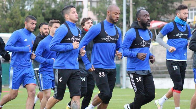 Karabük'te Galatasaray hazırlıkları