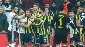 Beşiktaş'tan kavga iddialarına yanıt