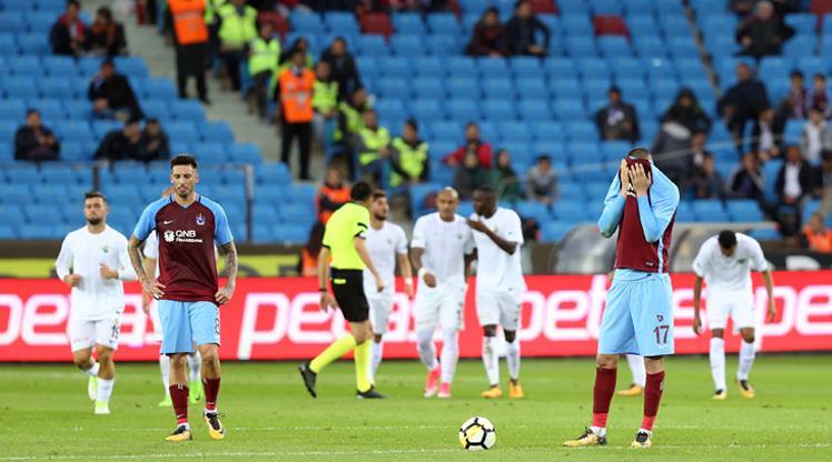 Akhisar, Trabzon'a ters geliyor