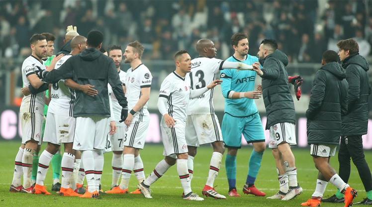 Beşiktaşlıların dikkatine