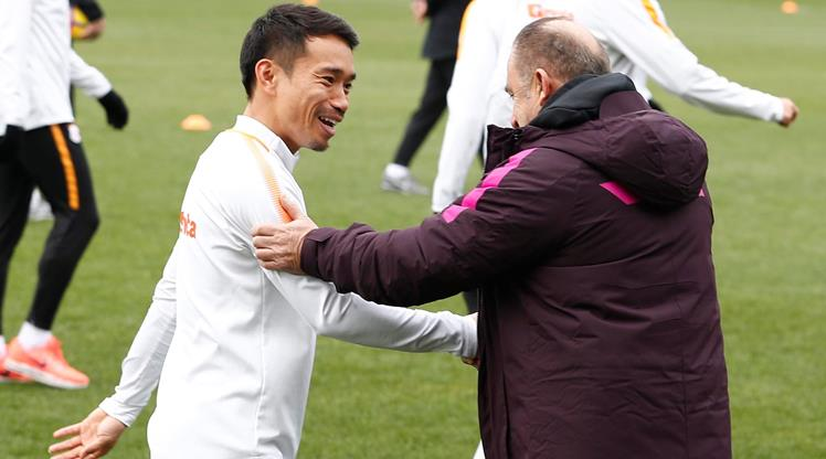 "Nagatomo transferini anlattı: ""Terim, Mancini, Sneijder..."""