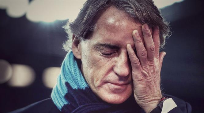 Leipzig Mancini'yi üzdü