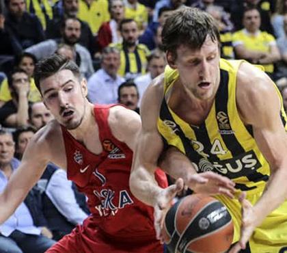 Fenerbahçe Doğuş son saniyede yıkıldı (ÖZET)