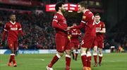 Salah çıldırdı, Liverpool şov yaptı: 5-0 (ÖZET)