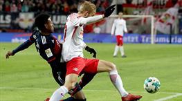Bayern 13 maç sonra yıkıldı