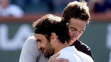 Unutulmaz finalin kaybedeni Federer