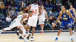 Anadolu Efes'in 618. maçı