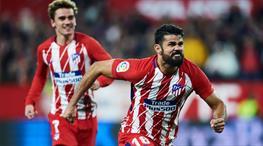 Barcelona'ya kötü haberi Diego Costa verdi!